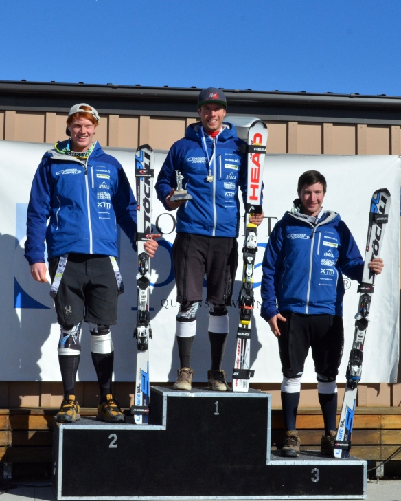 Nick Prebble, Adam, Willis Feasey, Nationals GS