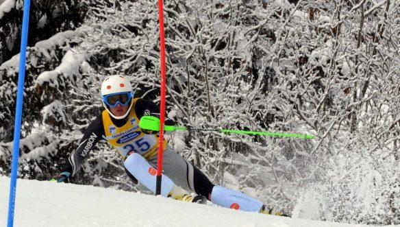 slalom Pisendorf 6 Feb 2013