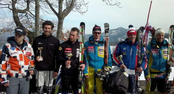 Stari vrh, Slovenia 5th March - Giant Slalom