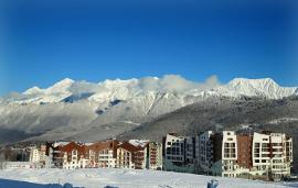 olympic villages