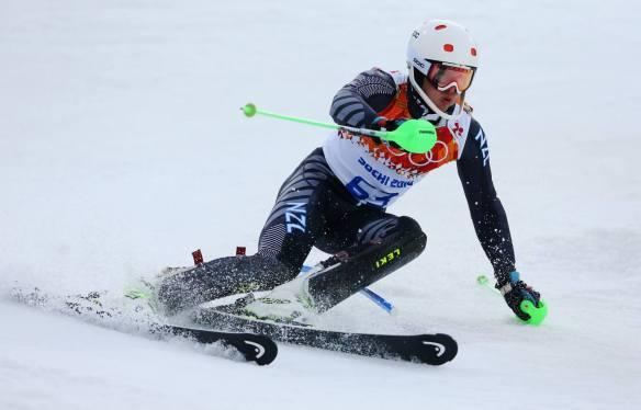 slalom olympics
