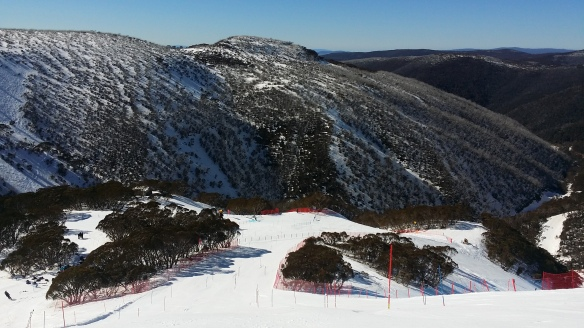 Mt Hotham training