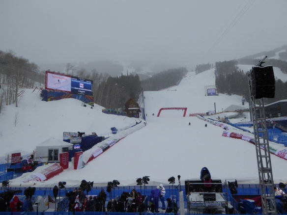 Super G postponed due to bad weather