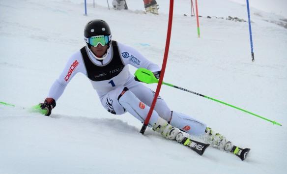Adam Barwood winter games