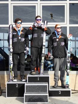 National Champs slalom