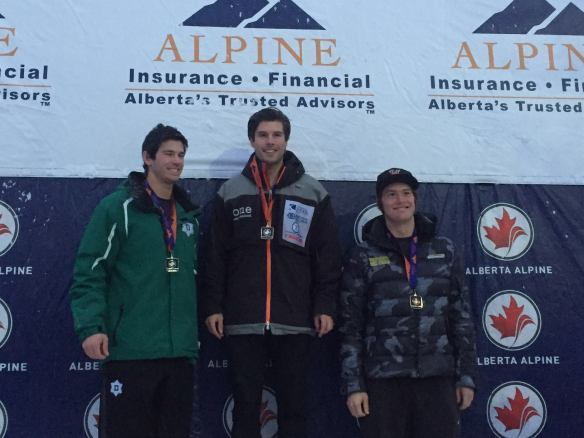Adam Barwood podium Panorama