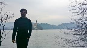 At Lake Bled