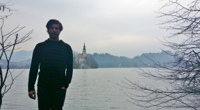 At Lake Bled