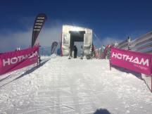 Hotham start gate