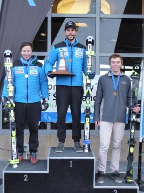 Slalom Podium