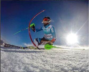 Remarkables slalom training