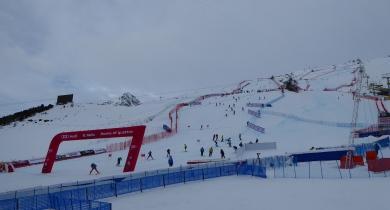 Course Inspection, St Moritz