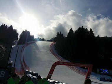 Kranjska Gora race hill
