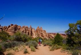 Exploring Moab