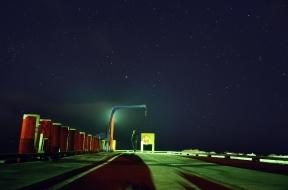 Wharf at Kaikoura