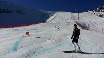 Soelden training