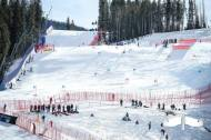 World Cup GS course