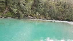 Paradise pool, NZ