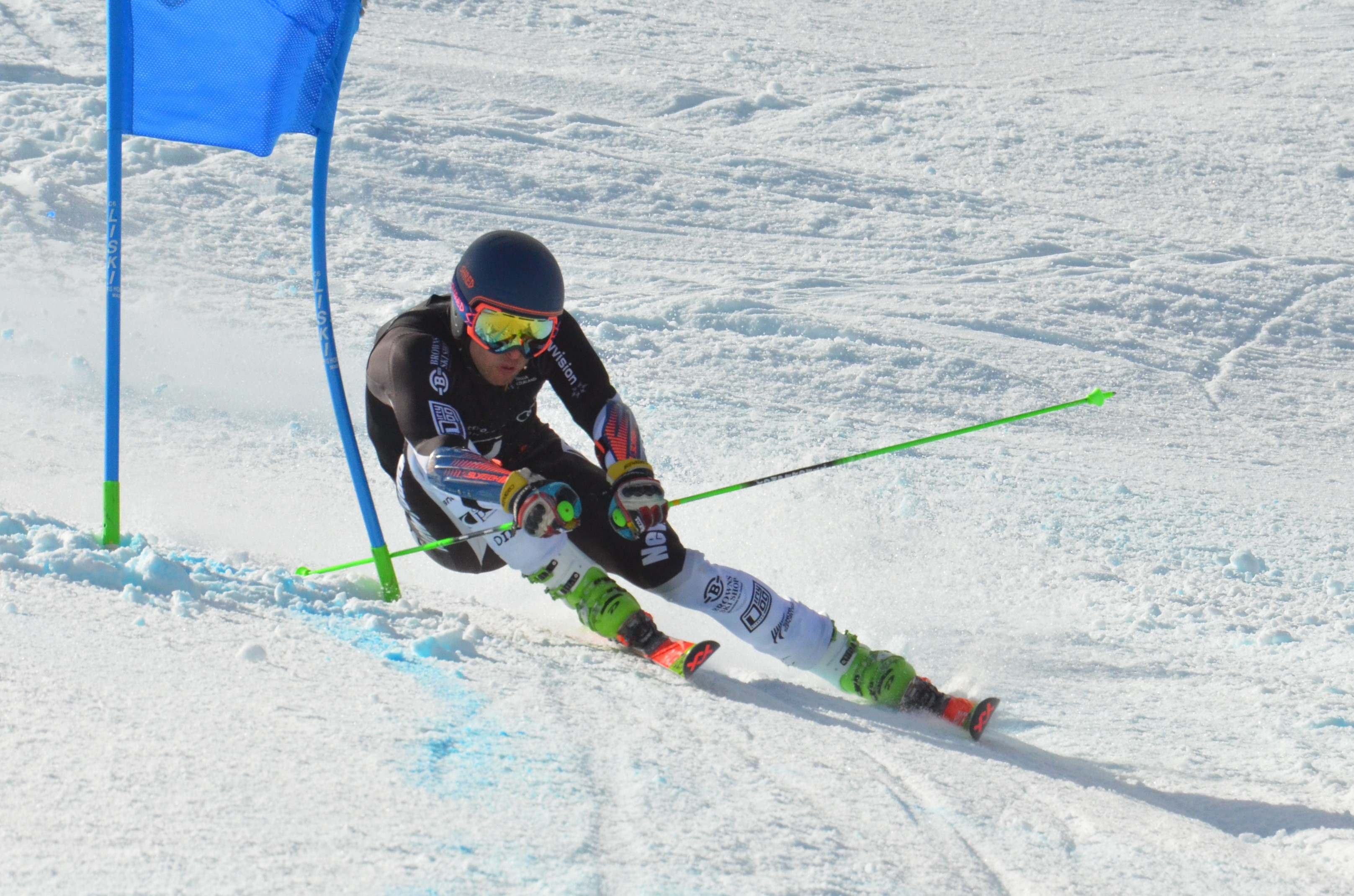Giant Slalom racing, Coronet Peak